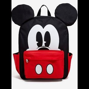 NWT Loungefly Disney Mickey Mouse Backpack